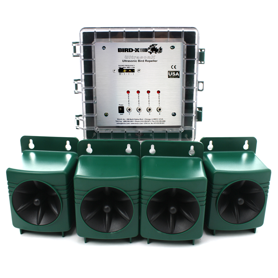 Best Sonic Pest Repeller Ultrasonic Circuit