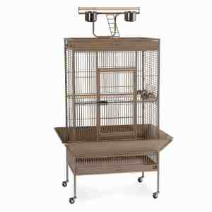 Play Top Bird Cage for Medium Parrots by Prevue 3153 Coco