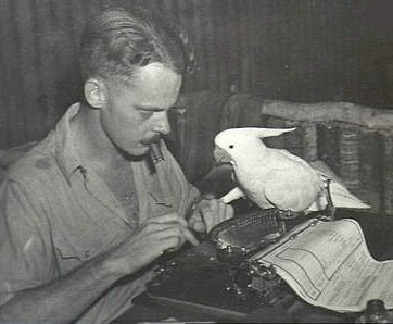 The Cockatoo and the Good Companion Typewriter