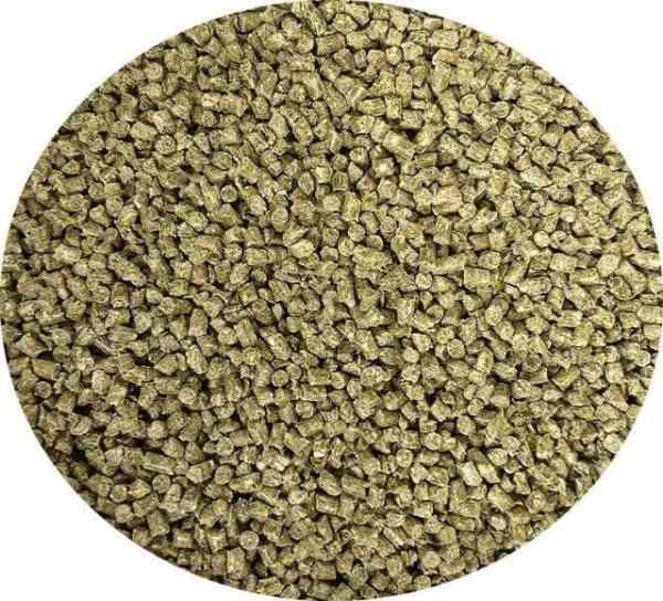 TOP's new Mini Pellets for Hookbills are USDA Organic Certified