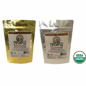 2 PACK TOPS Bird Seed 5 Lb All In One And 5 Lb Napoleon