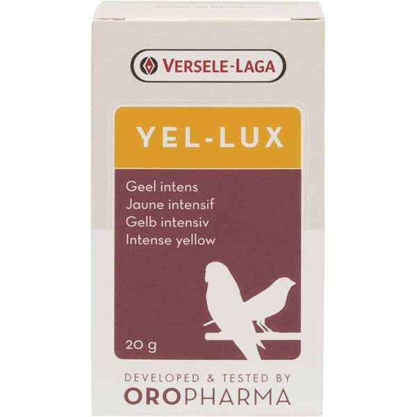 Versele-Lega Yel-lux Luteine Natural Yellow Colorant 7 Oz