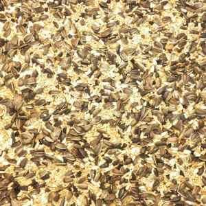 Higgins Supreme Cockatiel Bird Seed Mix – 50 lb Bag (22.7 kg)