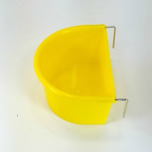 Hook On Food Water Dish For Medium Birds Large 1 pc by Hagen Hari