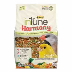 Higgins Intune Harmony Canary Finch 2 lb (907g)
