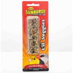 Higgins Sunburst Treat Stick Canary & Finch – Lil Veggies