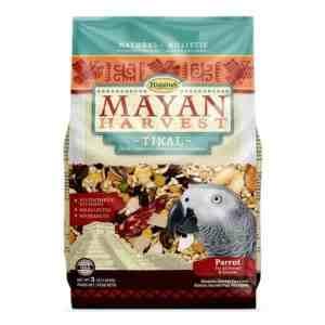Higgins Mayan Harvest Tikal Parrot Food NO PEANUTS 20 lb (9.07 Kg)