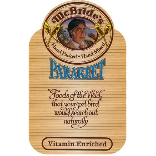 kaylor of Colorado McBride's Parakeet Food