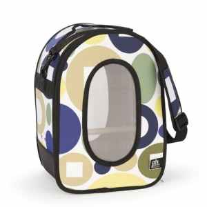 Fabric Soft Sided Carrier by Prevue for Small Parrots 14×9