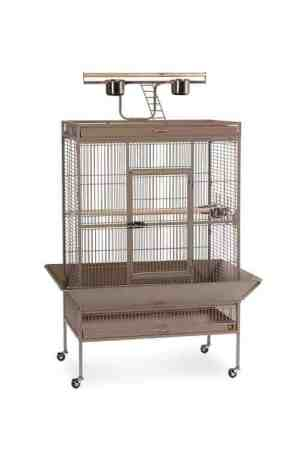 Play Top Bird Cage for Medium Large Parrots by Prevue 3154 Coco