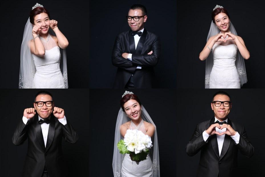 韓國婚紗組圖