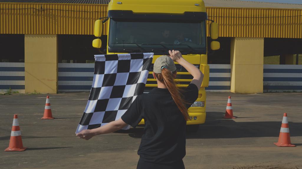 Test Drive DAF Trucks