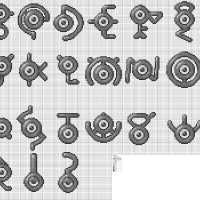 Pokémon - Unown