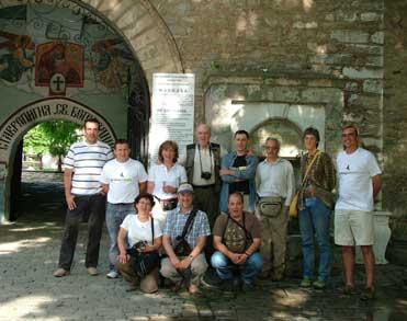 Viaje ornitológico a Bulgaria 2010