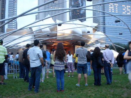 Chicago Jazz Fest - Unseen Stage