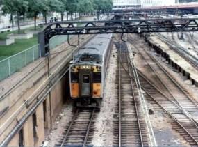 Grant Park Rail Line 1980s