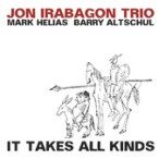 "Jon Irabagon - ""It Takes All Kinds"""