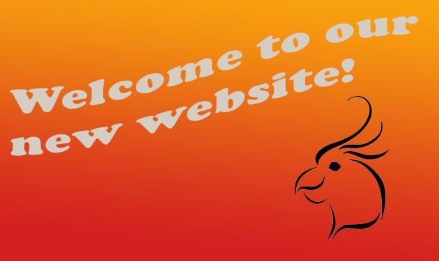 New Web Site!