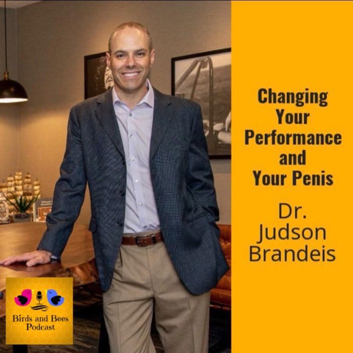 Changing your performance and your penis