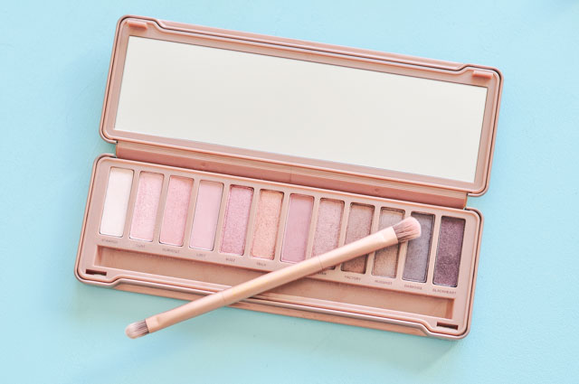 La Naked 3 de Urban Decay, un must have avec ses tons rosés