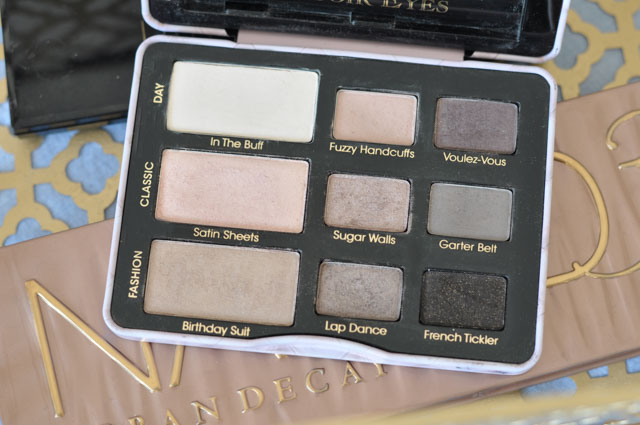 Palette Boudoir Eyes de Too Faced: une de mes favorites! Avis sur le blog!