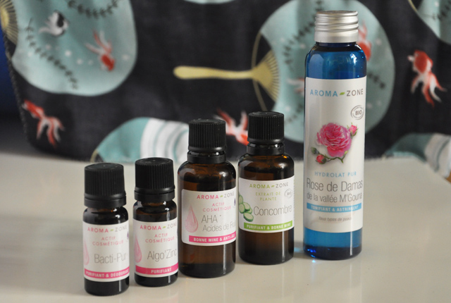 Aroma Zone-Actifs cosmétiques