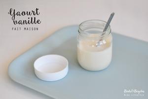 DIY Yaourts maison à la vanille (sans machine)