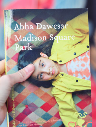 Roman: Madison Square Park d'Abha Dawesar - Crédit photo Blog Birds & Bicycles