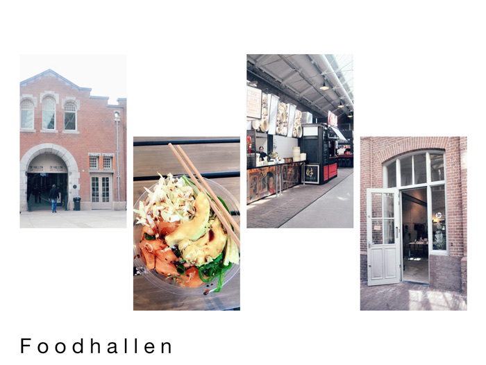 Blog voyage - mes adresses à Amstedam - Les Foodhallen, streetfood du monde!
