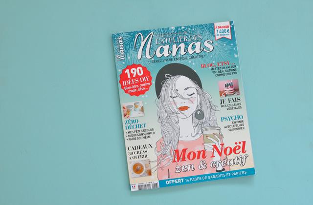L'atelier des nanas - magazine