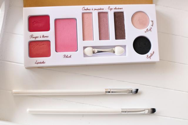 Test de la palette Couleur Caramel Beauty Essential: mon avis sur le blog