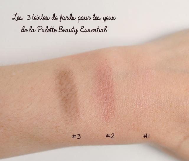 Ma palette de maquillage bio Couleur Caramel Beauty Essential! Tests & avis