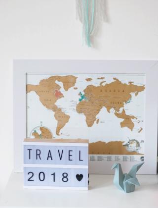 Blog voyage & lifestyle - mes envies de voyage pour 2018
