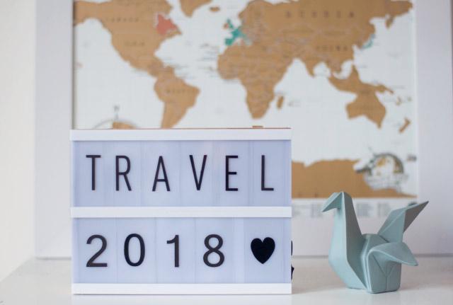 Mes rêves de voyage pour 2018: le Japon, le Danemark et... une île grecque! Sur le blog de voyage & lifestyle féminin Birds & Bicycles