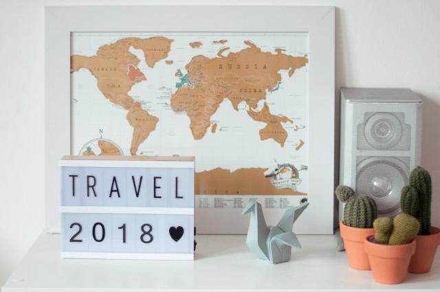 Wanderlust: Mes rêves de voyage pour 2018