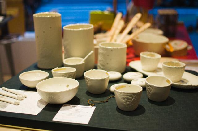 Jolies céramiques de créatrice au 109 - Bonne adresse à Nancy