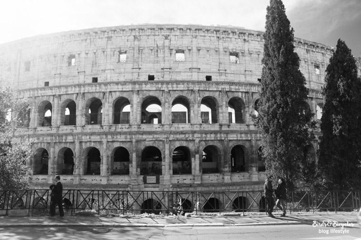 Le magnifique Colisée! Visiter Rome en 3 jours