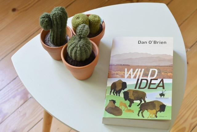 Wild Idea: le projet fou d'un éleveur américain - également écrivain, raconté dans un roman (Au Diable Vauvert)