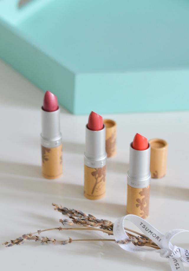 Test et avis sur les rouges à lèvres de Couleur Caramel