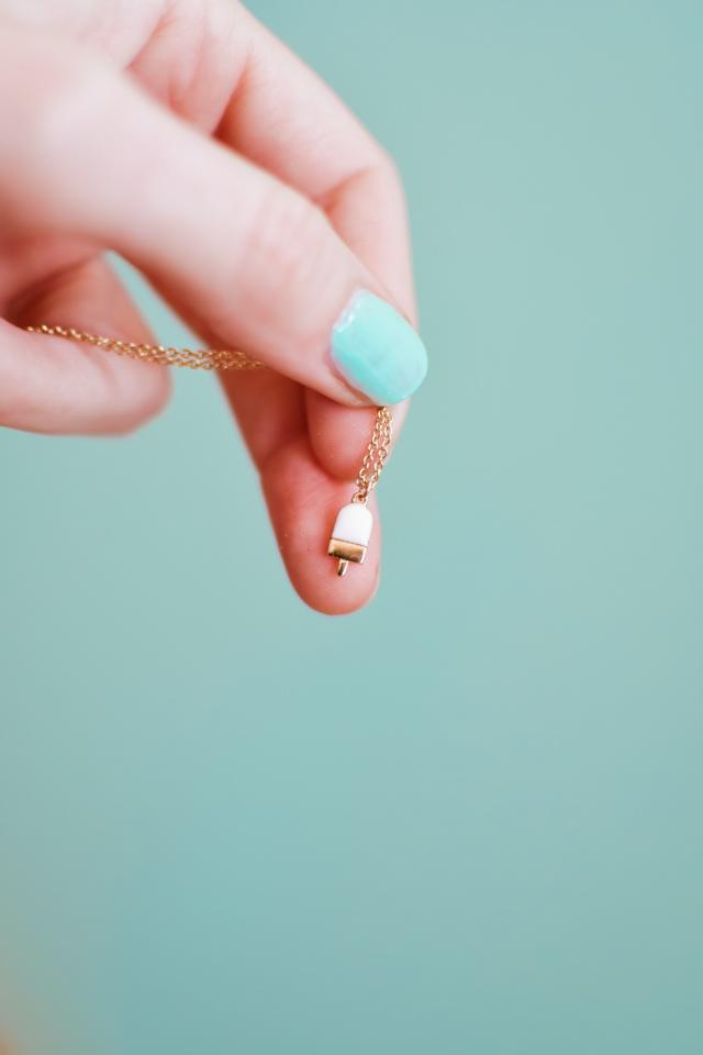 Les jolis bijoux fantaisie de Grizzly Chéri (marque freançaise)