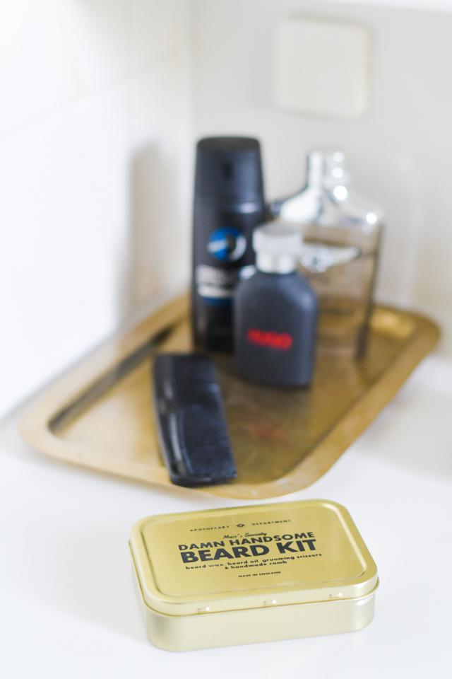 Un kit pour prendre soin de sa barbe!