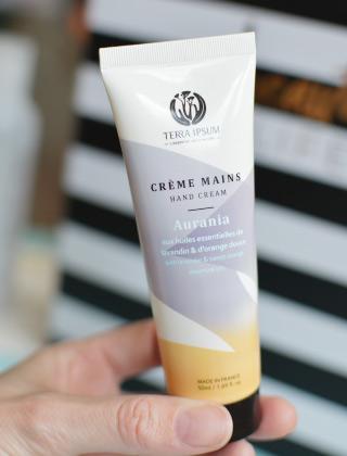 Avis sur Terra Ipsum: Gel douche et crème pour les mains