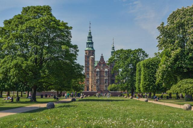 Château de Rosenborg - Copenhagen
