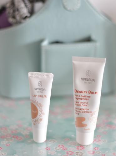 Avis et test sur la BB Cream de Weleda