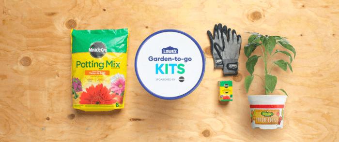 adorable garden activity kits