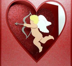 Cupid Suspension Card 8