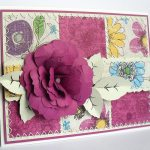 flowers 6 card