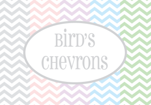birds chevrons