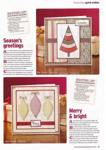 Cardmaking & Papercraft Issue 110 page 39