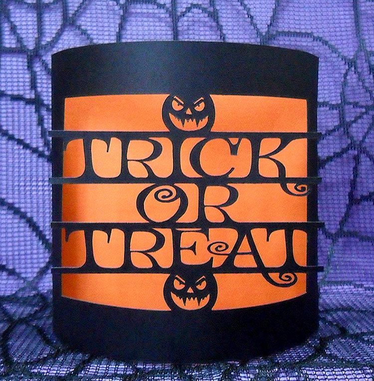 Halloween Cards and Boxes  